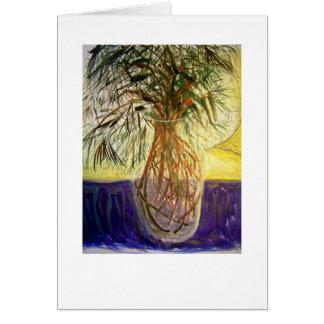 Pine Boughs Card