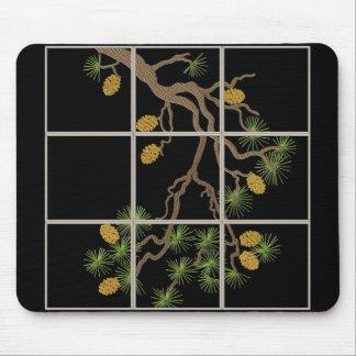 Pine Branch Mousepad