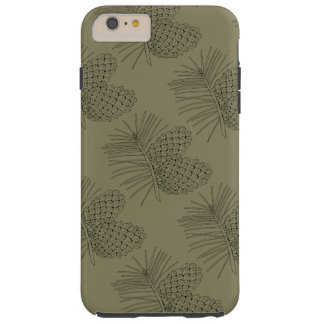 Pine Branch Two Tough iPhone 6 Plus Case