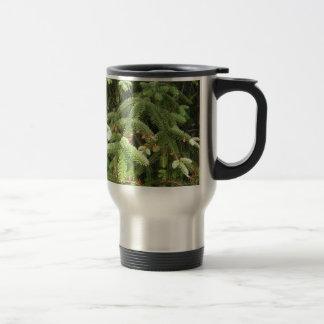 Pine Branches Mug