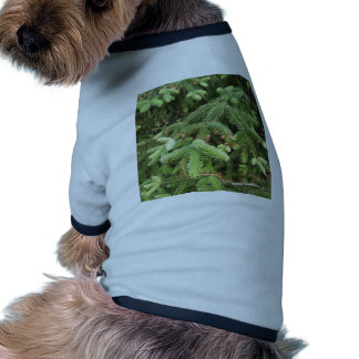 Pine Branches Pet T-shirt