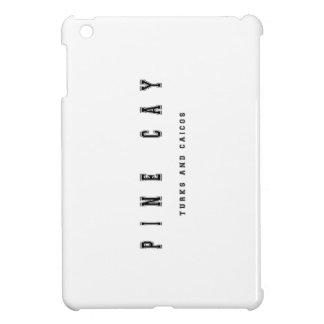 Pine Cay Turks and Caicos iPad Mini Covers