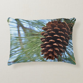 Pine Cone Decorative Pillow