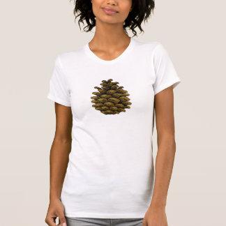 Pine cone Illustration T-Shirt