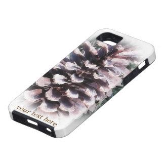 Pine Cone iPhone 5 Tough Personalized Case-Mate Ca iPhone SE/5/5s Case