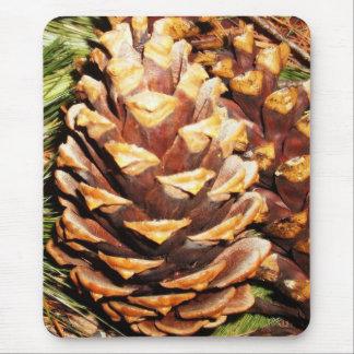 pine cone mousepad 1
