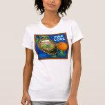 Pine Cone Oranges T-Shirt