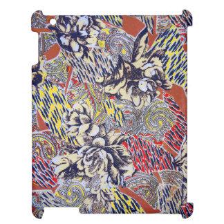 Pine Cone & Paisley Abstract iPad iPad Covers