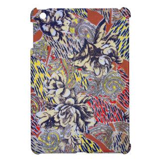 Pine Cone & Paisley Abstract iPad Mini iPad Mini Cases