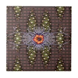 Pinecone Ceramic Tiles Zazzle