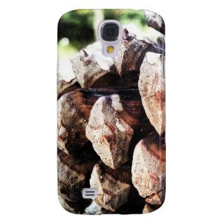 Pine Cone - [Plants] Galaxy S4 Cover