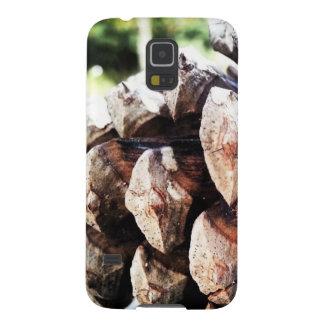 Pine Cone - [Plants] Galaxy S5 Cover