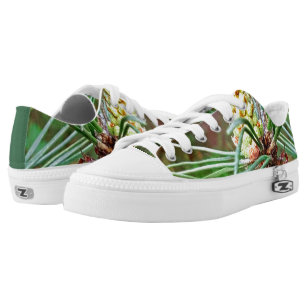 Sneaker low - pine tree