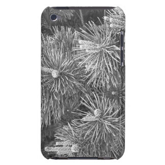 Pine cones and needles iPod touch case