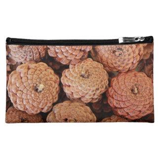 Pine Cones Cosmetics Bags