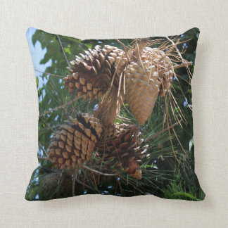 Pine Cones for The Home Throw Pillow
