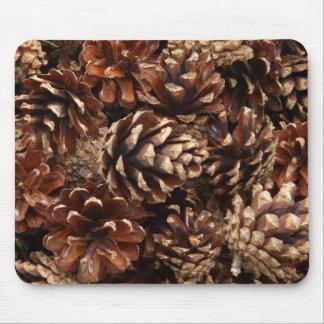 Pine Cones Mousepad