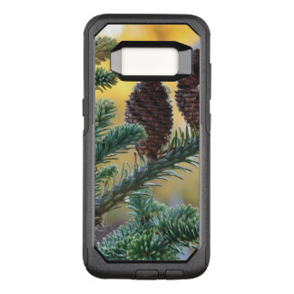 Pine Cones Woodlands Nature Scene OtterBox Commuter Samsung Galaxy S8 Case
