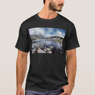 Pine Creek Pass - Sierra Nevada Mountains T-Shirt