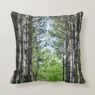 Pine Forest American MoJo Pillows