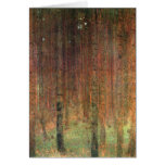 Pine Forest II cool Greeting Card