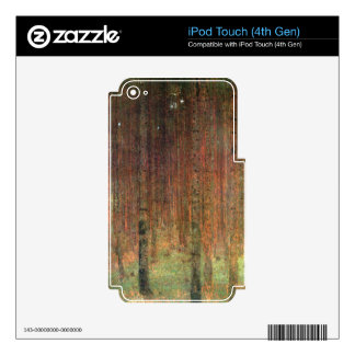 Pine Forest II cool Skins For iPod Touch 4G