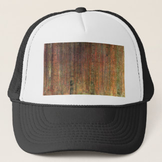 Pine Forest II cool Trucker Hat