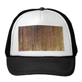 Pine Forest II cool Trucker Hat