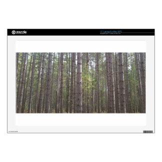 "Pine Grove 17"" Laptop Skin"