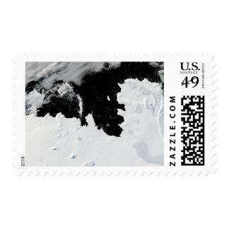 Pine Island Bay in West Antarctica Stamp