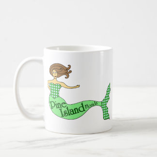 Pine Island, Florida Mermaid Coffee Mug