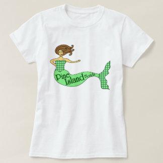 Pine Island, Florida Mermaid T-Shirt