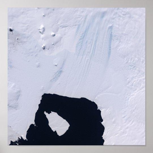 Pine Island Glacier Poster