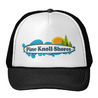 Pine Knoll Shores. Trucker Hat