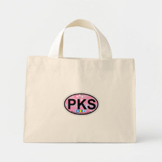 Pine Knoll Shores. Mini Tote Bag