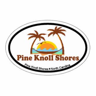 Pine Knoll Shores. Statuette