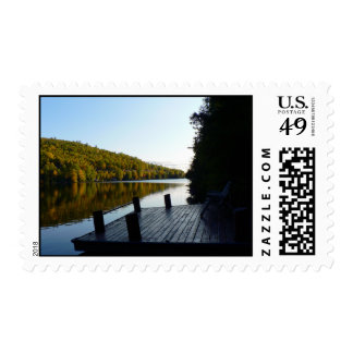 Pine Lake Dockside Postage