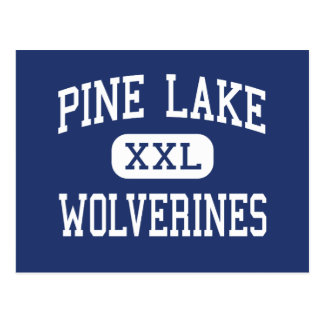 Pine Lake Wolverines Middle Issaquah Postcard