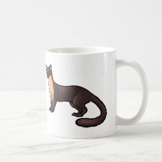 Pine Marten Coffee Mug