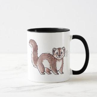Pine Marten Mug