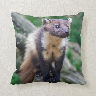 Pine Marten Pillow