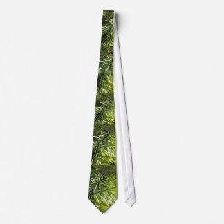 PIne needle necktie