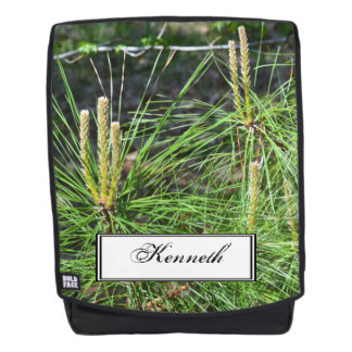 Pine Needles by Kenneth Yoncich Backpack
