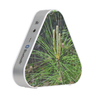 Pine Needles by Kenneth Yoncich Bluetooth Speaker