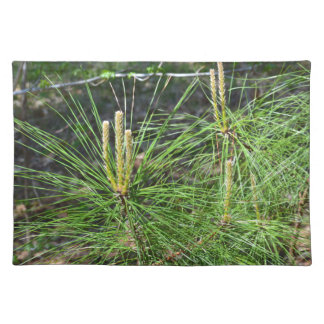 Pine Needles by Kenneth Yoncich Cloth Placemat