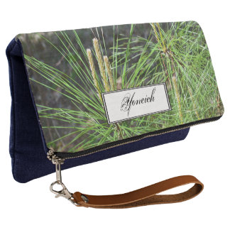Pine Needles by Kenneth Yoncich Clutch