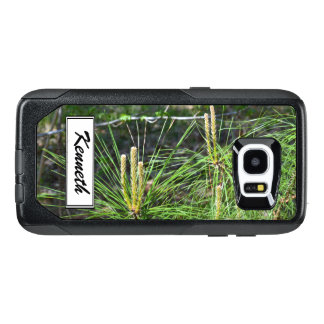 Pine Needles by Kenneth Yoncich OtterBox Samsung Galaxy S7 Edge Case