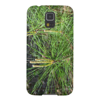 Pine Needles Case For Galaxy S5