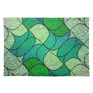 Pine Needles Cloth Placemat