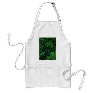 Pine Tree Adult Apron